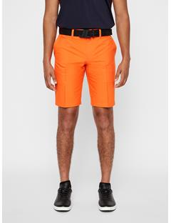 Mens Somle Tapered Light Poly Shorts Juicy Orange