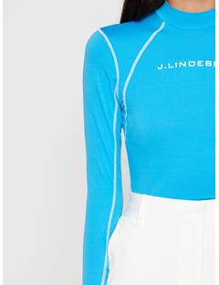 Womens Caris Ultra Light Jersey Layer Fancy