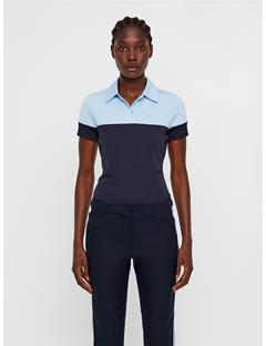 Womens Ditte TX Jersey Polo JL Navy