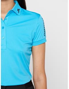 Womens Tour Tech TX Jersey Polo Fancy