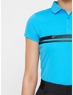 Womens Orla TX Jersey Polo Fancy
