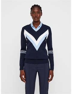 Womens Celine Sweater JL Navy