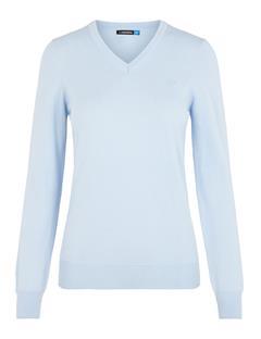 Womens Amaya Merino Sweater Baby Whisper