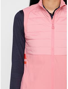 Womens Noa Lux Softshell Vest Hubba Bubba