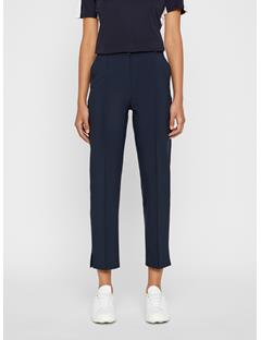 Womens Gio Micro Stretch Pants JL Navy