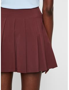 Womens Adina Micro Stretch Skirt Dark Mocca