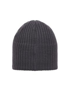 Mens Achieve Wool Hat Asphalt Black