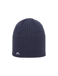 Mens Achieve Wool Hat JL Navy