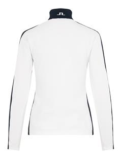 Womens Loa Fieldsensor Mid-Jacket White