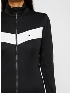 Womens Russel TX Mid-Jacket Black