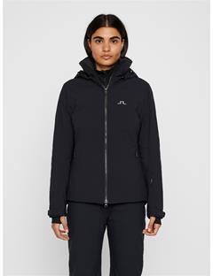 Womens Truuli 2-Layer Jacket Black