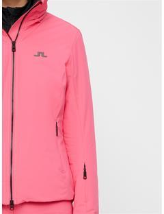 Womens Truuli 2-Layer Jacket Hot Pink