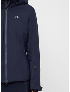 Womens Truuli 2-Layer Jacket JL Navy