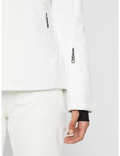 Womens Truuli 2-Layer Jacket White