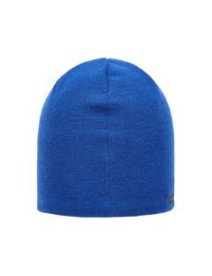 Mens Logo Wool Hat Pop Blue