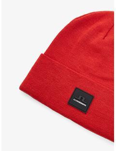 Mens Stinny Wool Hat Racing Red