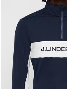 Mens Kimball Striped Mid-Jacket JL Navy