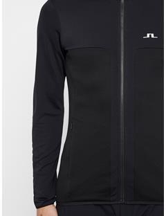 Mens Hubbard Fieldsensor Mid-Jacket Black