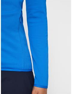 Mens Hubbard Fieldsensor Mid-Jacket Pop Blue