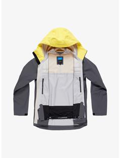 Mens Harper 3-Layer Jacket Banging Yellow