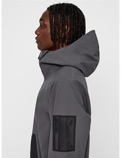 Mens Bute 3-Layer Jacket Asphalt Black