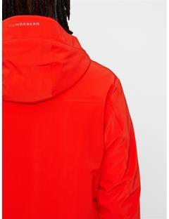 Mens Watson Dermizax EV 2-Layer Jacket Racing Red
