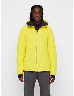 Mens Truuli 2-Layer Jacket Banging Yellow