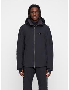 Mens Truuli 2-Layer Jacket Black