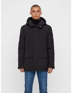 Mens Radiator Down Parka Black