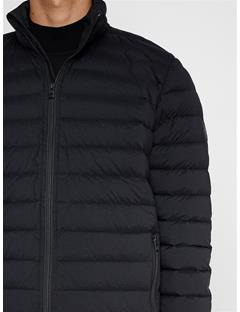 Mens Ease Down Sweater Black
