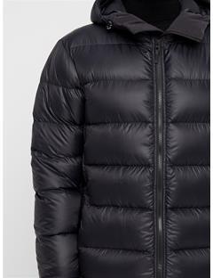 Mens Ross Pertex Down Jacket Black
