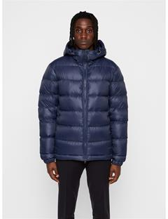 Mens Ross Pertex Down Jacket JL Navy