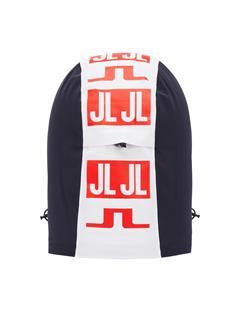 Mens Nigel JL JL Padded Hood JL Navy