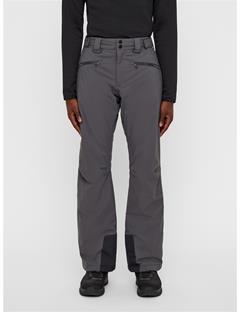 Mens Truuli 2-Layer Pants Asphalt Black