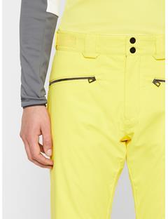 Mens Truuli 2-Layer Pants Banging Yellow