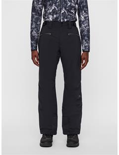 Mens Truuli 2-Layer Pants Black