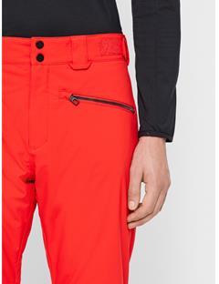 Mens Truuli 2-Layer Pants Racing Red