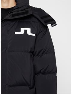 Mens Tilton Down Coat Black