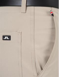 Mens Troon Micro Stretch Pants Beige