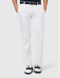 Mens Troon Micro Stretch Pants White