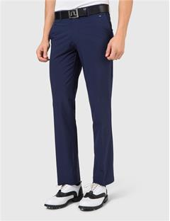 Ellott Micro Stretch Pants Navy/Purple