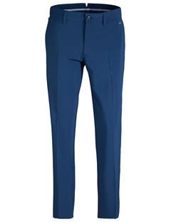 Mens Ellott Micro Stretch Pants Navy/Purple