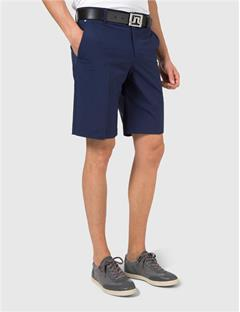 Mens True Reg Micro Stretch Shorts Navy/Purple