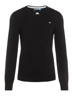 Mens Lymann Tour Merino Sweater Black