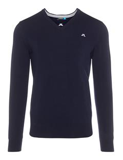 Mens Lymann Tour Merino Sweater Navy