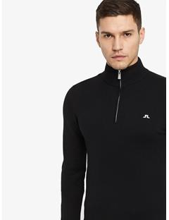 Kian Tour Merino Sweater Black