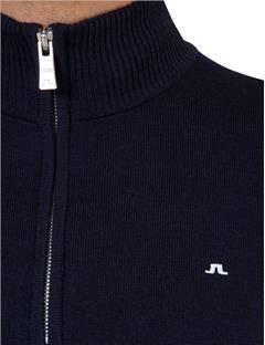 Kian Tour Merino Sweater Navy
