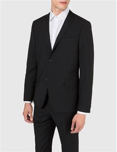 Mens Hopper Dressed Wool Black