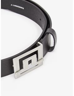 Slater 40 Pro Leather Belt Black