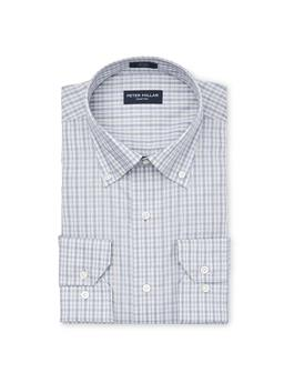 ASTON MELANGE CHECK SPORT SHIRT